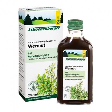 Schoenenberger Bio Wermut, Saft