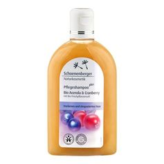 Schoenenberger Naturkosmetik Shampooing plus Bio Acerola & Canneberge