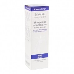 Schoenenberger, Cosmétique naturelle ExtraHair shampoing anti-pelliculaire