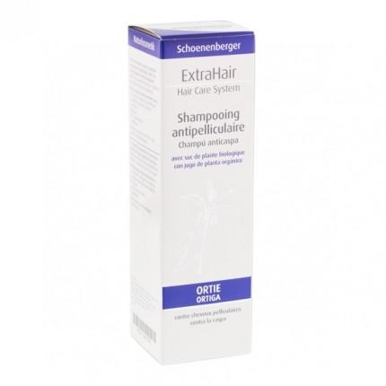 Schoenenberger Naturkosmetik ExtraHair Shampooing Anti-Pelliculaire