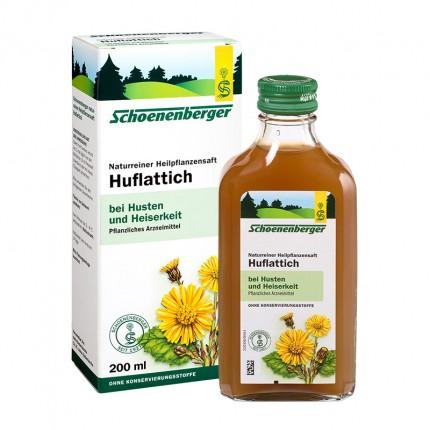 Schoenenberger Huflattich, Saft (200 ml)
