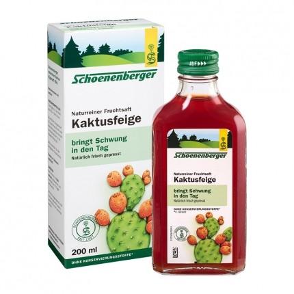 Schoenenberger Kaktusfeige, Saft (200 ml)