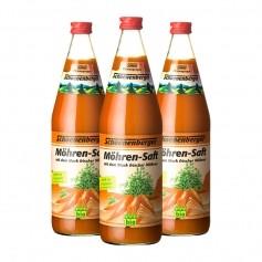 3 x Schoenenberger Morotsjuice