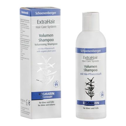 Schoenenberger Naturkosmetik ExtraHair Volumen Shampoo