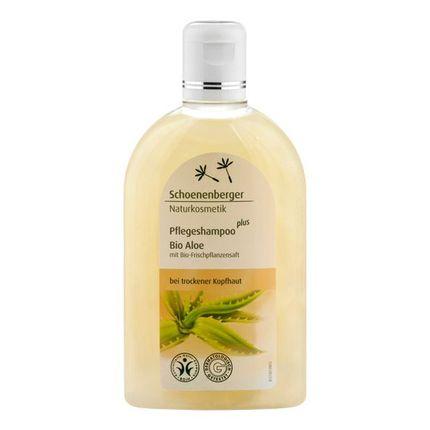Schoenenberger Naturkosmetik Pflegeshampoo plus Bio Aloe