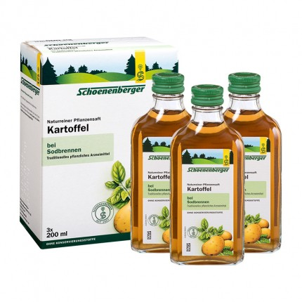 Schoenenberger Potatoe Juice