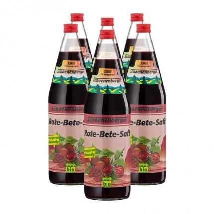 6 x Rote-Bete-Saft Schoenenberger
