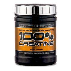 Scitec 100% Creatine, Pulver