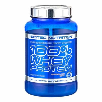 Scitec 100% Whey Protein Chocolate Mint Powder