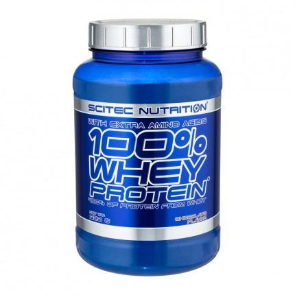 Scitec 100% Whey Protein Choklad, pulver