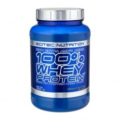 Scitec 100% Whey Protein Jordnötssmör, pulver