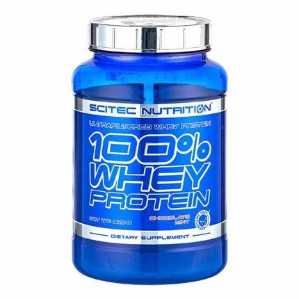 Scitec 100% Whey Protein Mintchoklad, pulver