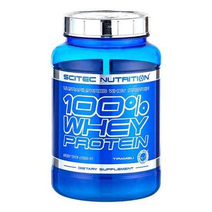 Scitec 100% Whey Protein Tiramisu, Pulver