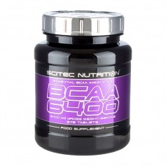 Scitec BCAA 6400, tabletter