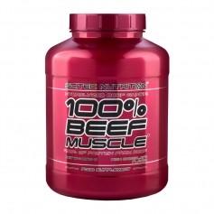 Scitec Beef Muscle Schokolade, Pulver