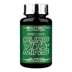 Scitec Euro Vita-Mins, tabletter