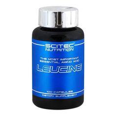 Scitec Leucin Capsules