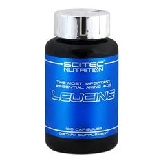 Scitec, Leucine, gélules