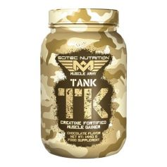 Scitec Muscle Army Tank, Pulver