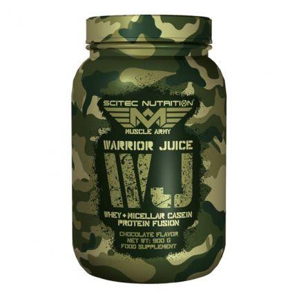 Scitec Muscle Army Warrior Juice, Pulver