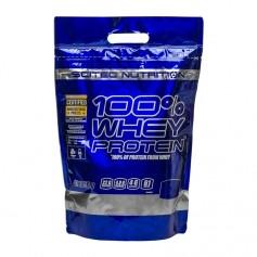 Scitec Whey Protein, Milchschokolade
