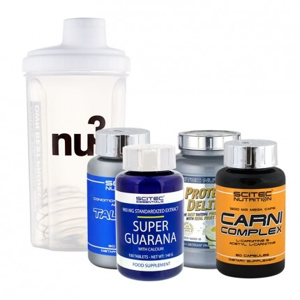 Scitec Nutrition Fatburn-Paket