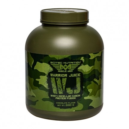 Scitec Nutrition Muscle Army Warrior Juice, Sch...