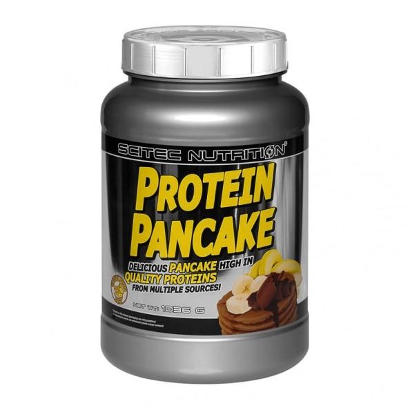 scitec nutrition protein pancake schoko banane nu3. Black Bedroom Furniture Sets. Home Design Ideas