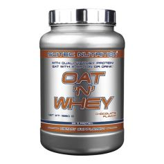 Scitec Oat & Whey Choklad, pulver