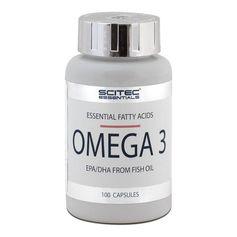 Scitec Omega-3 Capsules