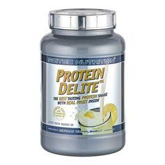 Scitec Protein Delite Ananas-Vanilj, pulver