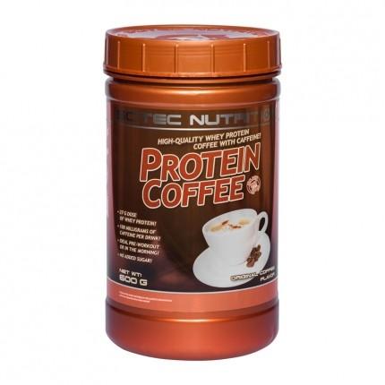 Scitec Protein Kaffe, pulver