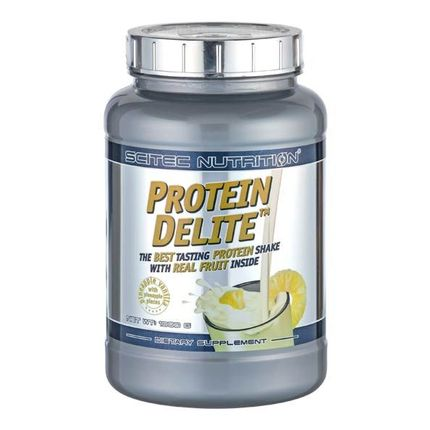 Scitec, Protéines delite ananas-vanille, poudre