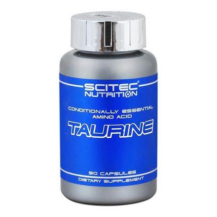 Scitec Taurine Capsules