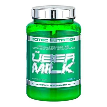 Scitec Uber Milk Vanilla Powder