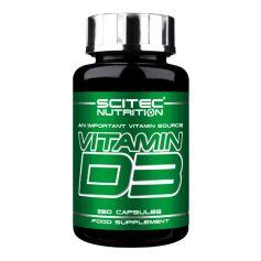 Scitec, Vitamine D3, gélules