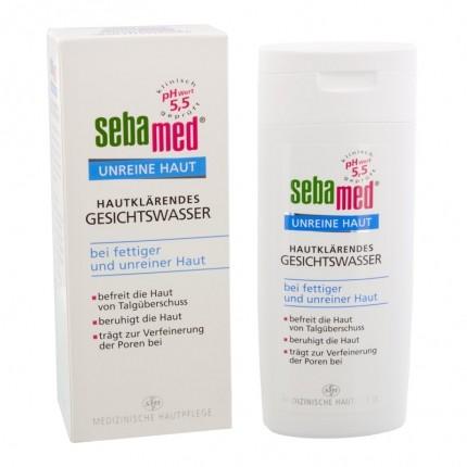 Sebamed Unreine Haut Hautklärendes Gesichtswasser (200 ml)