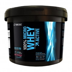 Self Omninutrition Micro Whey Active Jordgubb