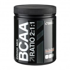 Self Omninutrition BCAA Drinkmix Orange