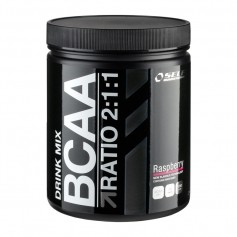 Self Omninutrition BCAA Drinkmix Lime Strawberry