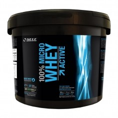 Self Omninutrition Micro Whey Active Stevia Vanilj