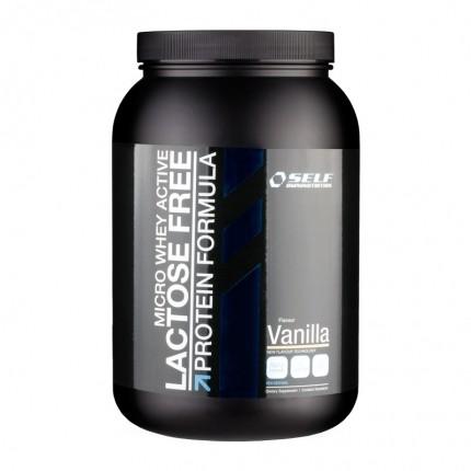 Self Omninutrition Micro Whey Lactose Free Vanilj