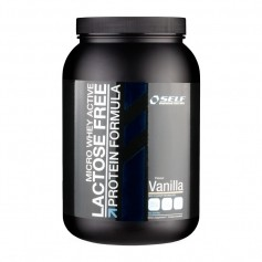 Self Omninutrition Micro Whey Lactose Free Vanilj