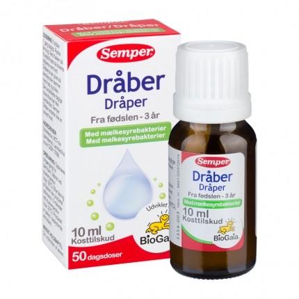 Semper BioGaia Dråber