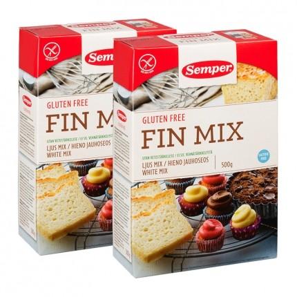 2 x Semper Fin Mix