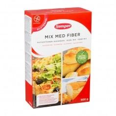 Semper Brødmix Med Fiber