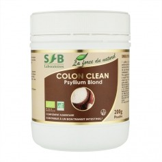 SFB, PSYLLIUM BLOND - COLON 'CLEAN