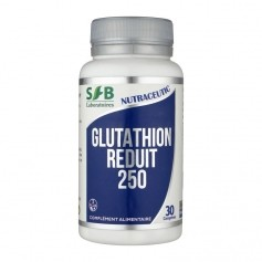 SFB GLUTATHION REDUIT 250 mg + CALCIUM