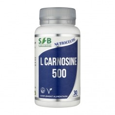 SFB L-CARNOSINE 500 - convient aux végétariens