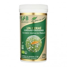 SFB LIN GERME POUDRE BIO   (Oméga 3, enzymes)